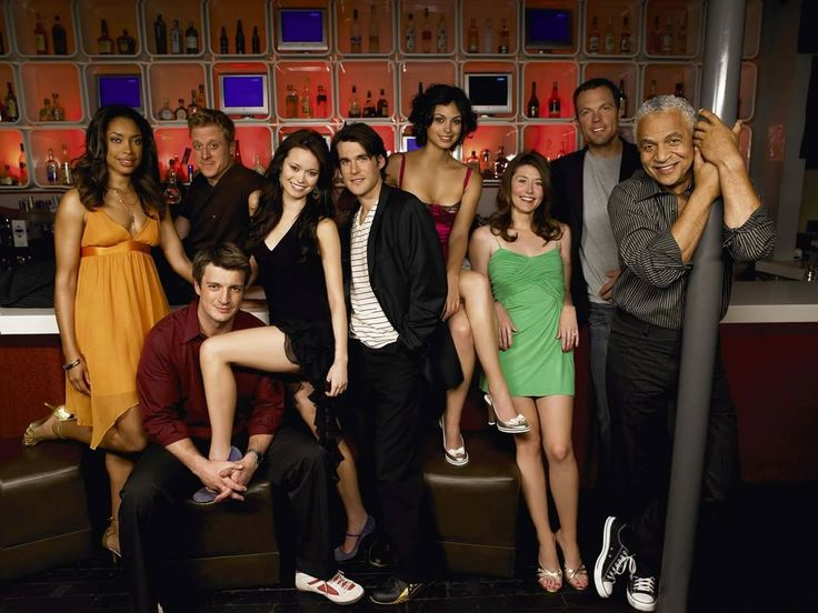 """Cast of the movie """"Serenity"""".  Great movie"""