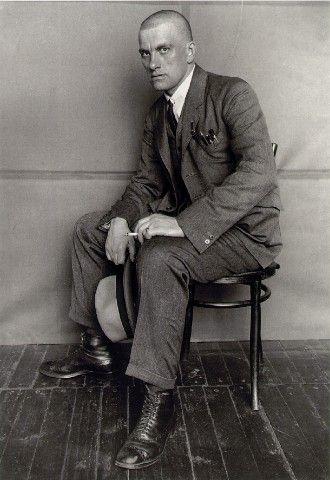 Vladimir Mayakovsky, 1893-1930, Russia.  Key works:  Mystery-Bouffe (1918); The Bedbug (1929); The Bathhouse (1930).