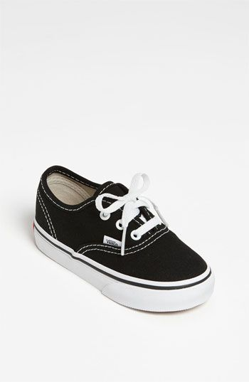 Vans 'Authentic' Sneaker (Baby, Walker & Toddler) available at #Nordstrom