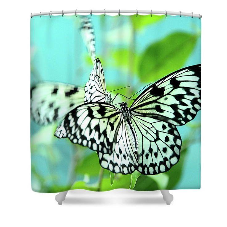 Jenny Rainbow Fine Art Photography Shower Curtain featuring the photograph Love Dance by Jenny Rainbow