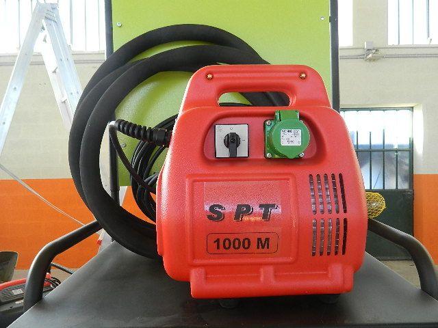 Vibratore per #cemento SPT 1000M #monofase completo di #ago 50mm  € 25,00 + iva al giorno