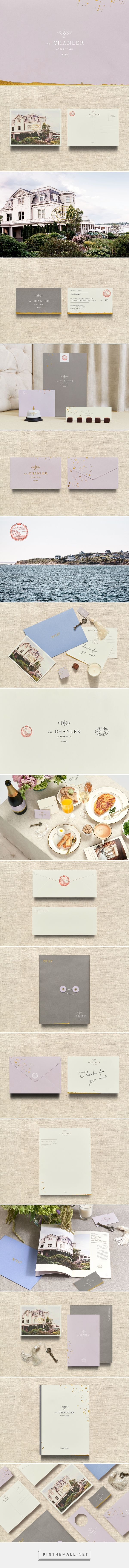 ✣ IDENTITY ✣ The Chanler by Anagrama Studio
