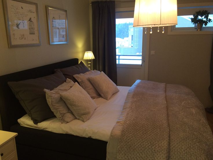 Bedroom living grey ❤️ blanket and pillow from zara home