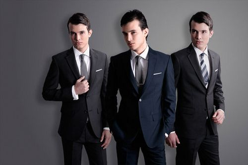 Trajes Formales para Hombres Jóvenes - Para más información ingrese a: http://hombreselegantes.com/trajes-formales-para-hombres-jovenes/