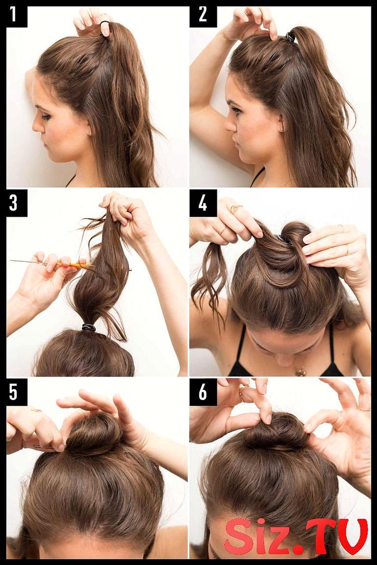 Put Wash Day Off A Little Longer With These 16 Half Up Bun Hairstyles Put Wash Day Off A Little Longer With These 16 Half Up Bun Hairstyles No One Wil...