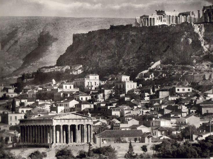 Από Θησείο 107 αριστουργηματικές φωτογραφίες μιας απλής, ήσυχης Ελλάδας (1903-1930)