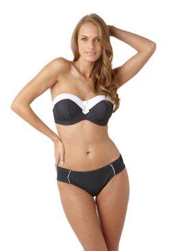 Kostium kąpielowy Panache Britt black spot / Swimsuit Panache Britt black #kostium_kapielowy #kostium_panache #kostium_kapielowy_panache britt #swuimsuit_panache_britt