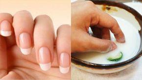 Las mujeres siempre queremos lucir unas uñas impecables, hermosa, largas y muy fuertes para que no se rompan, este es el remedio que necesitas para lograrlo