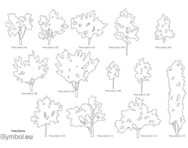 designs architecture drawing trees - Architecture Drawing Of Trees