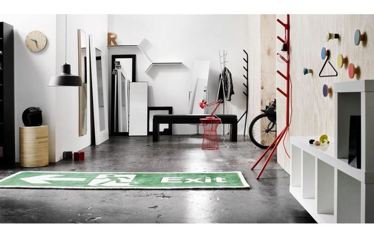 Modern hallway furniture - Quality from BoConcept