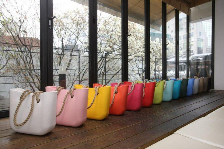 Personaliza a tua bolsa O'bag em www.ocolor.pt