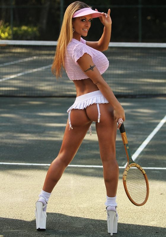Fucks young tennis player