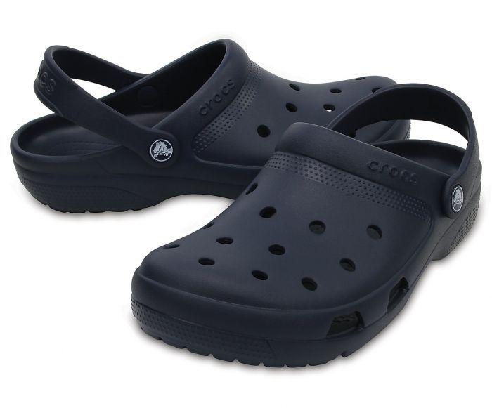 Coast Navy Unisex Clog Crocs Men S Shoes Everyday Shoes
