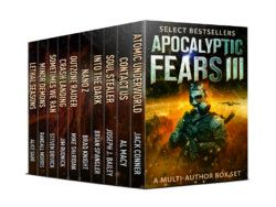 "http://bit.ly/2ekdqWi -        Apocalyptic Fears III by Jack Conner   Includes ""Atomic Underworld"" from New York Times bestselling Author Jack Conner! A Multi-Author Box Set of Select Bestsellers. Thousands of pages of apocalyptic fiction for a bargain price. This is Volume III (3). Look for other books in series for more great stories! When the world falls apart, when civilization collapses, when life as we know it ends, our greatest terrors becomes real. Perhaps"