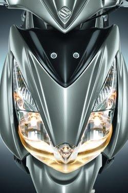 Suzuki Skydrive 125 Fuel Injected