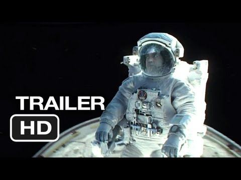 Gravity Official Trailer - Detached (2013) - George Clooney Movie HD - YouTube