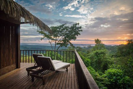 Check out this awesome listing on Airbnb: Award Winning - Pura Vida Ecolodge  in Tres Rios  https://www.airbnb.ca/rooms/720986?s=16?af=187519&c=direct_link