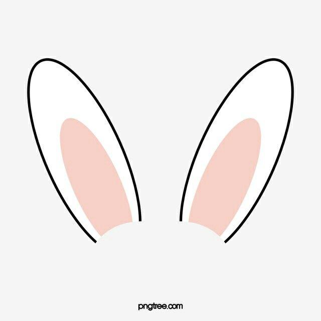 Заячьи ушки рисунки