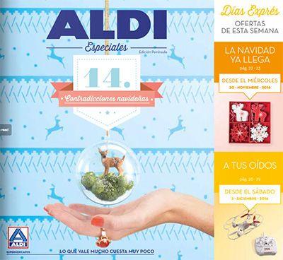 Folleto Aldi: A partir del 30 de noviembre de 2016 -  Nuevo folleto de supermercados Aldi a partir del 30 de noviembre de 2016 descubre la selección de productos frescos Aldi con la calidad más asombrosa de España, naranjas, kiwis, chirimoyas, brócoli, pimientos tricolor, jengibre ecológico…. también encontrarás ropa abrigos parkas pantalones ... #Aldi, #Folletosonline  #Kokue Ver en la web : https://ofertassupermercados.es/folleto-aldi-partir-del-30-noviembr