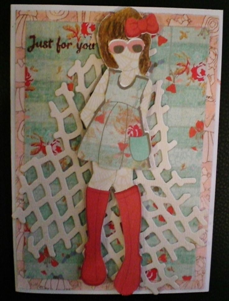 Prima Paper Doll collection