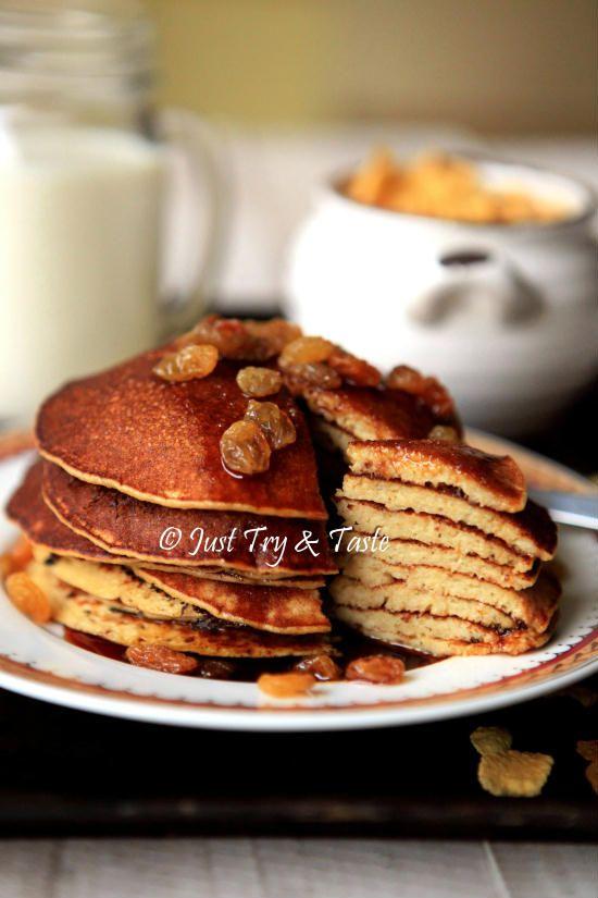 Pancake Pisang Bebas Gluten