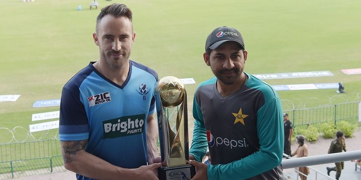 LIVE Cricket Score Pakistan vs World XI 1st T20I at Lahore Faf opts to bowl in 1st T20 - Firstpost #757Live