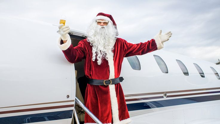 FOX NEWS: Santa Claus passes airport security check