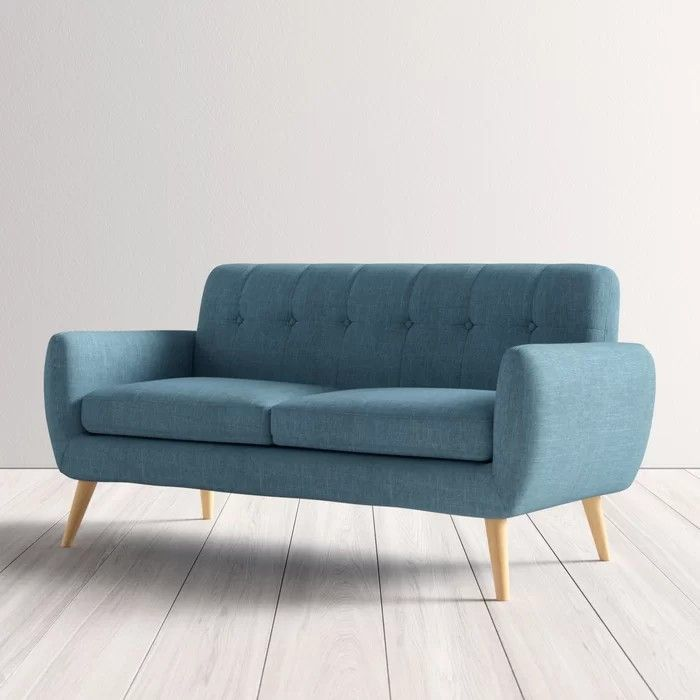 Pin By Mary Vogt On Loveseats Love Seat Mid Century