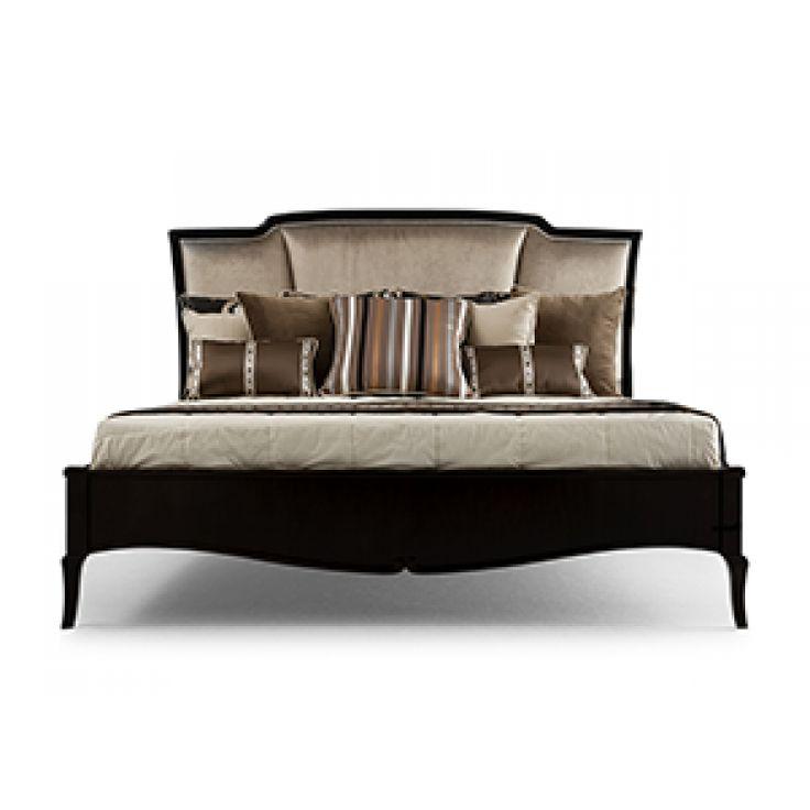 Wellington Super King Bed | Buy Online at LuxDeco
