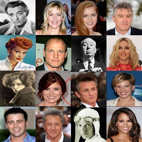 Famous Leos
