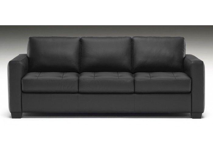 Natuzzi Editions B633 Leather Sofa : Leather Furniture Expo