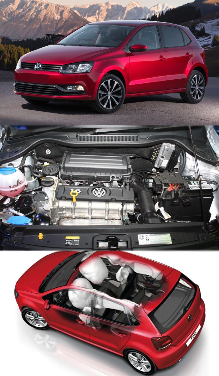 How to enjoy a bunch of vw polo s engines