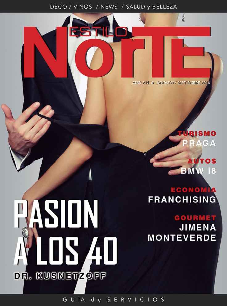 Revista Estilo Norte - N° 08