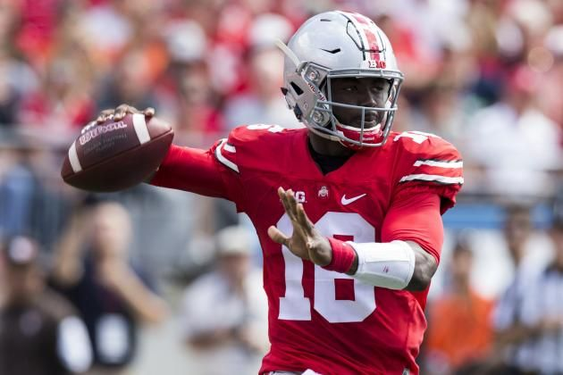 Why Ohio State's  J.T. Barrett Is the Perfect Heisman Trophy Candidate