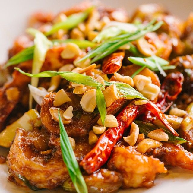 Avani's Kung Pao Chicken #avani #asian #indian #bistro #mississauga #amazing #mississaugafood #mississaugarestaurant #hakka #happy #toronto #tandoori #wine