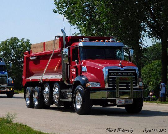 43 best images about work trucks on pinterest trucks quad and mack dump truck. Black Bedroom Furniture Sets. Home Design Ideas