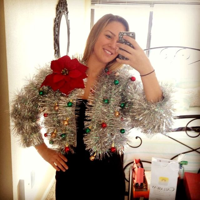 10 Best DIY Ugly Christmas Sweaters