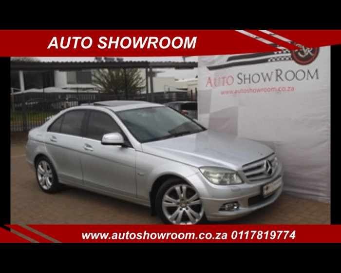 2009 MERCEDES-BENZ C CLASS SEDAN C180K BE AVANTGARDE A/T , http://www.autoshowroom.co.za/mercedes-benz-c-class-sedan-c180k-be-avantgarde-a-t-used-benoni-gau_vid_6293415_rf_pi.html
