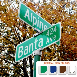 Street Name Signs, Street Signs for Sale, Road Signs