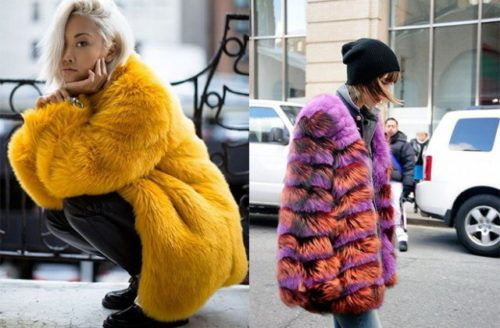 Faux Fur – the 2017 Winter Essential