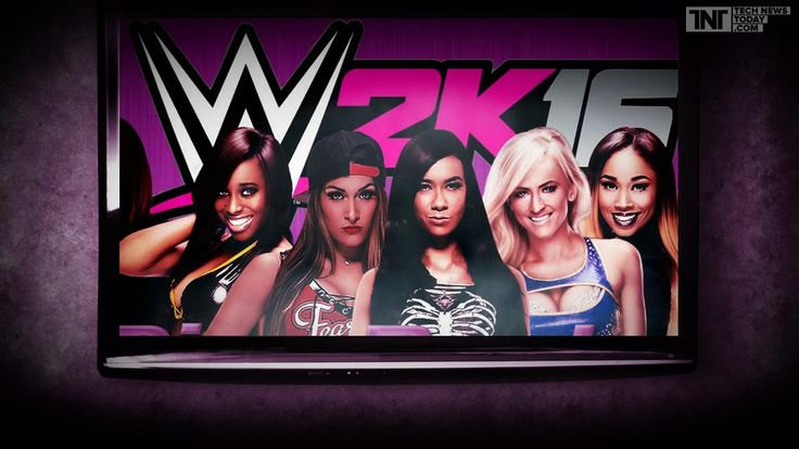 Take-Two Interactive Made An Announcement Regarding The Divas Roster For WWE 2K16