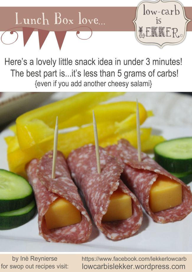 So easy, so yummy this low-carb roll-up is just flat-out AWESOME!
