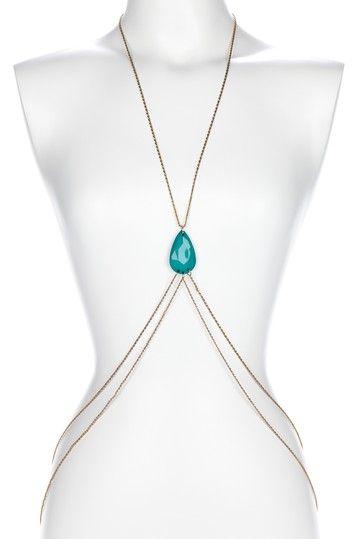 Thyia Jewelry - Dakota Body Chain