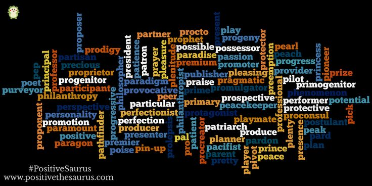 Positive nouns starting with p www.positivethesaurus.com #positivenouns #positivesaurus #nouns