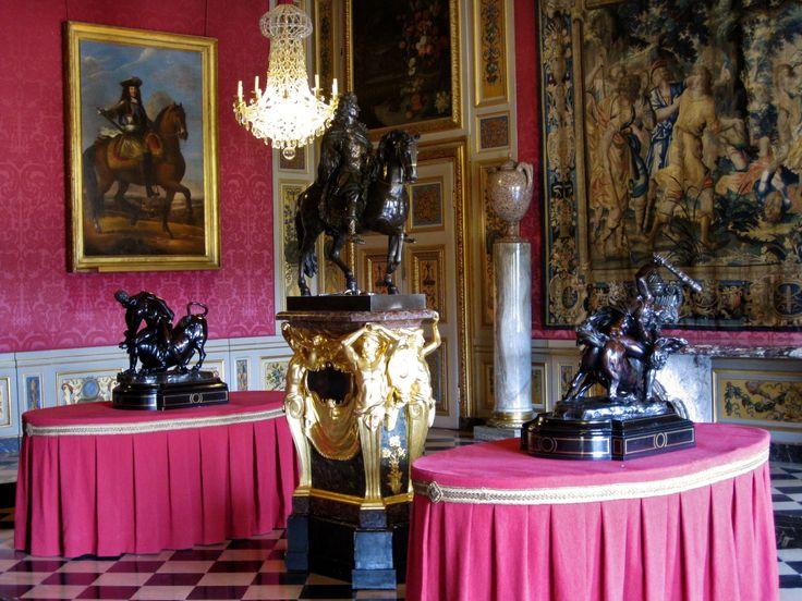 66 best images about veau le vicomte on pinterest for Le salon chatou