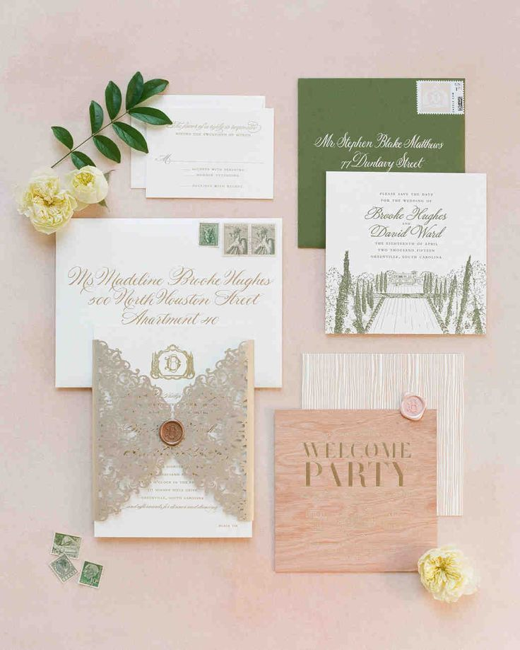 Elegant Southern Christmas: 1000+ Ideas About Southern Wedding Invitations On