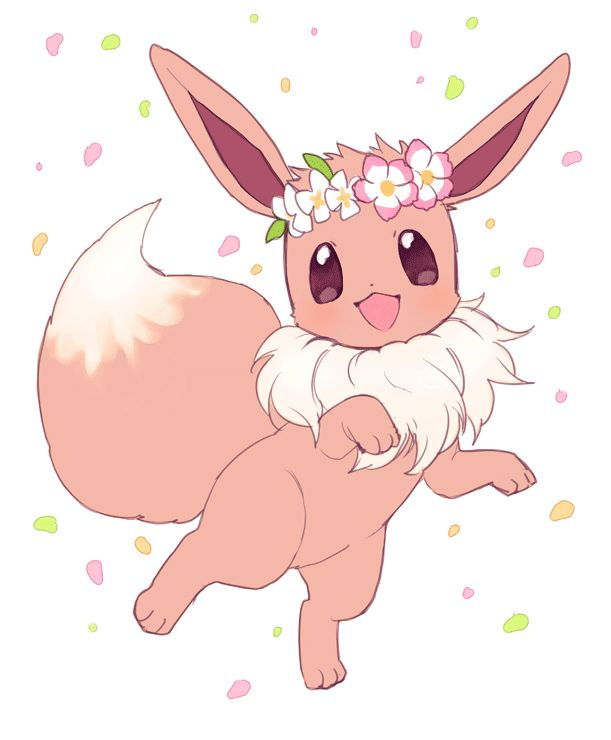 Serena's Eevee | Pokémon | Know Your Meme