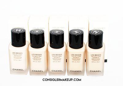 Review: Fondotinta Les Beiges - Chanel