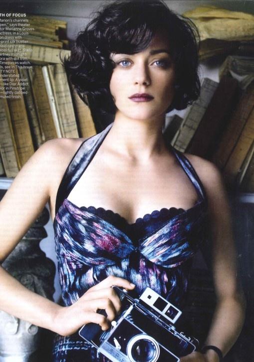 La Bastide Marie, Ménerbes // Marion Cotillard by Mario Testino for Vogue US, July 2010 http://en.labastidedemarie.com/