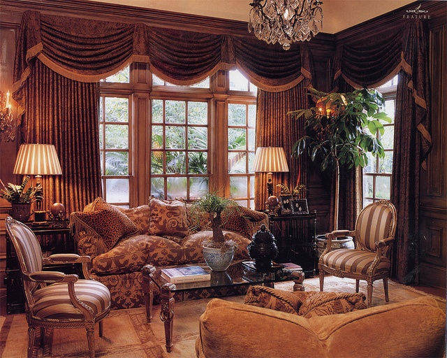 classical luxury design william eubanks bill interior design regency style old world interior palm beach hermes by William R Eubanks Interior Design, via Flickr